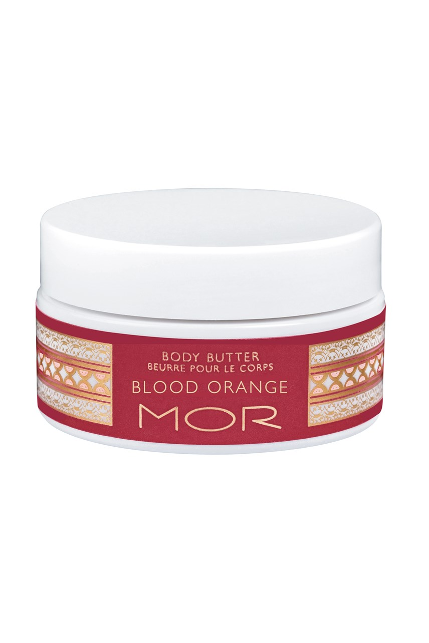 'Little Luxuries' Blood Orange Mini Body Butter