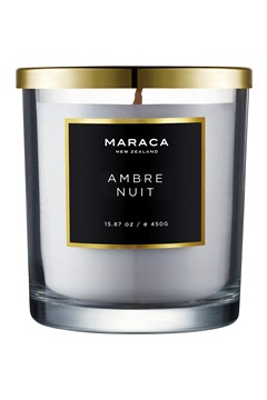 Ambre Nuit Luxury Scented Candle - 450g 1