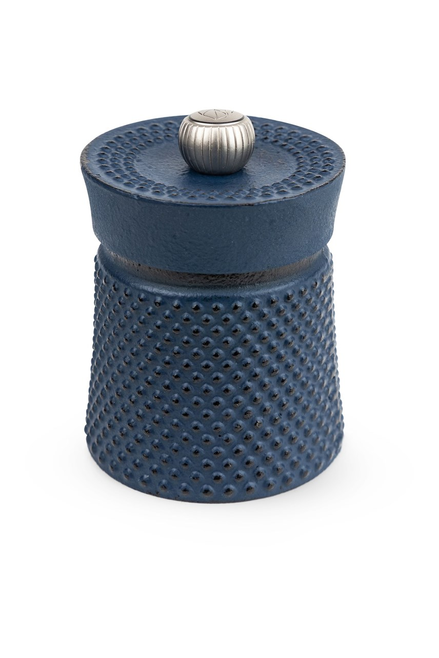 Bali Cast Iron Pepper Mill - Blue