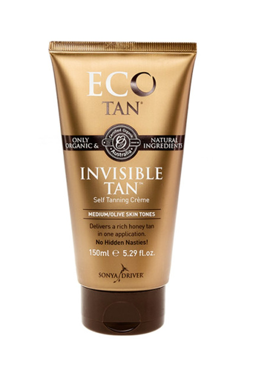 Eco Tan Invisible Tan Self Tanning Crème