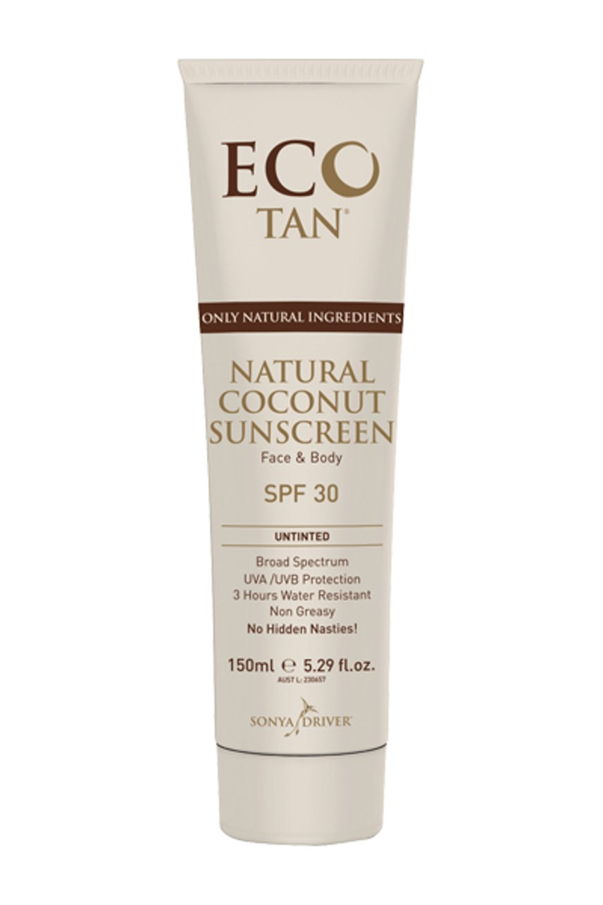 Coconut Sunscreen - Untinted
