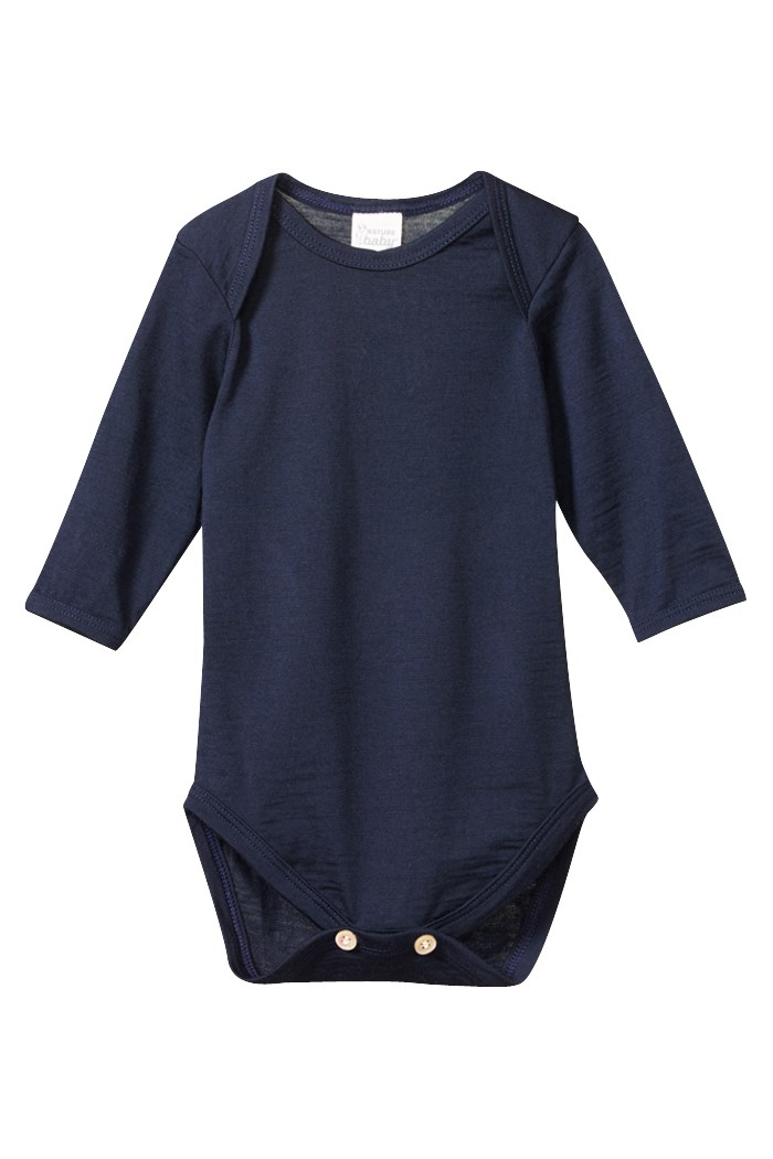Merino Long Sleeve Bodysuit