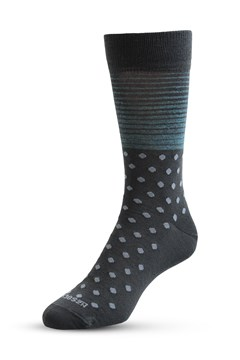 Conflict Sock 319 ANTHRACITE 1