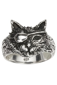 Alley Cat Ring SILVER 1