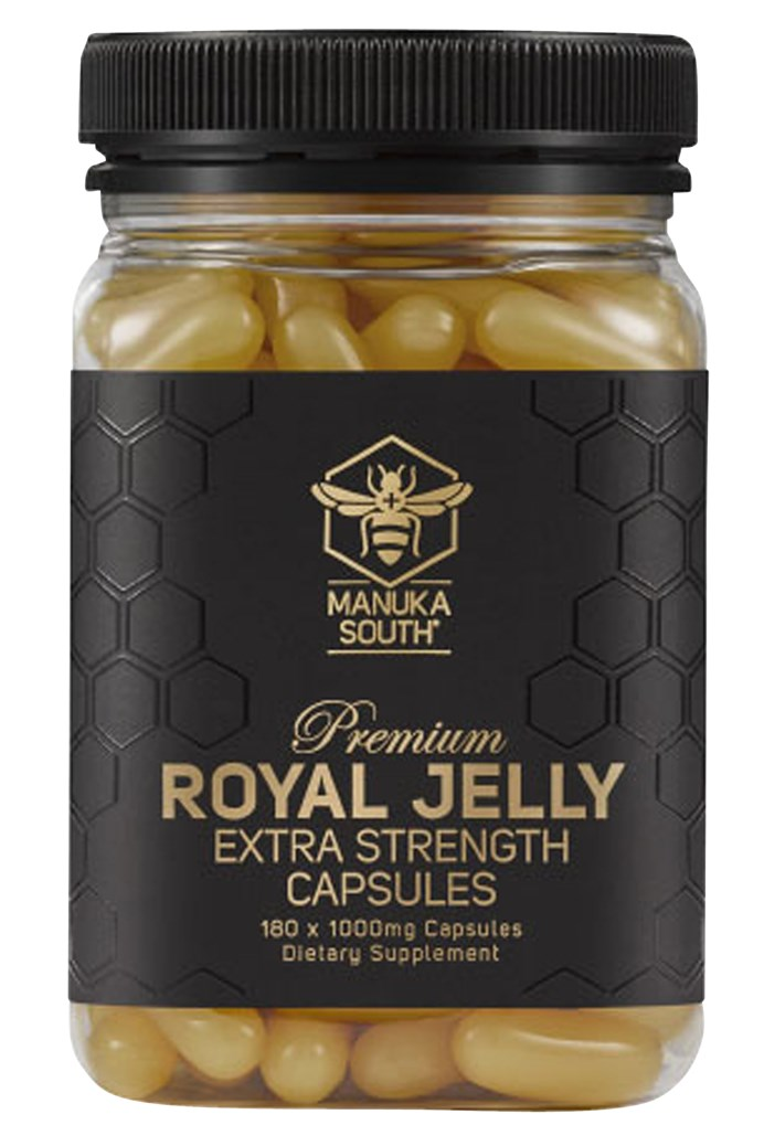 Extra Strength Royal Jelly - 180 Capsules