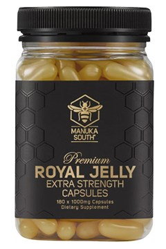 Extra Strength Royal Jelly - 180 Capsules -