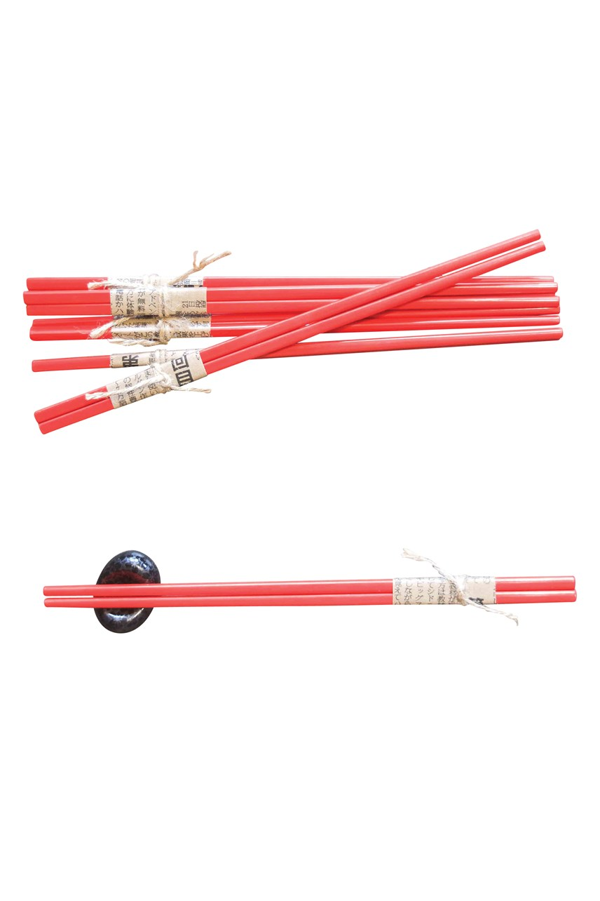 Red Chopsticks