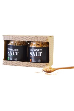 Salt Set - Thai Lime + Coconut 1