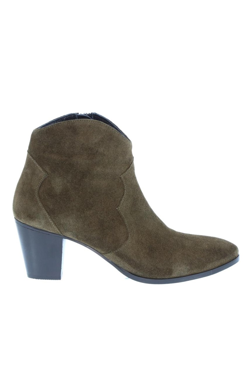 Western Ankle Boot