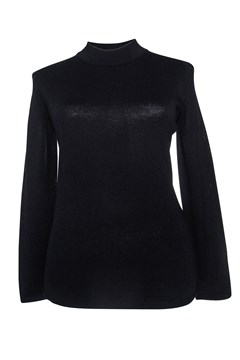 Long Sleeve Classic Turtle Neck Jumper BLACK 1