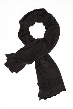 Textured Wrap BLACK CHARCOAL 1