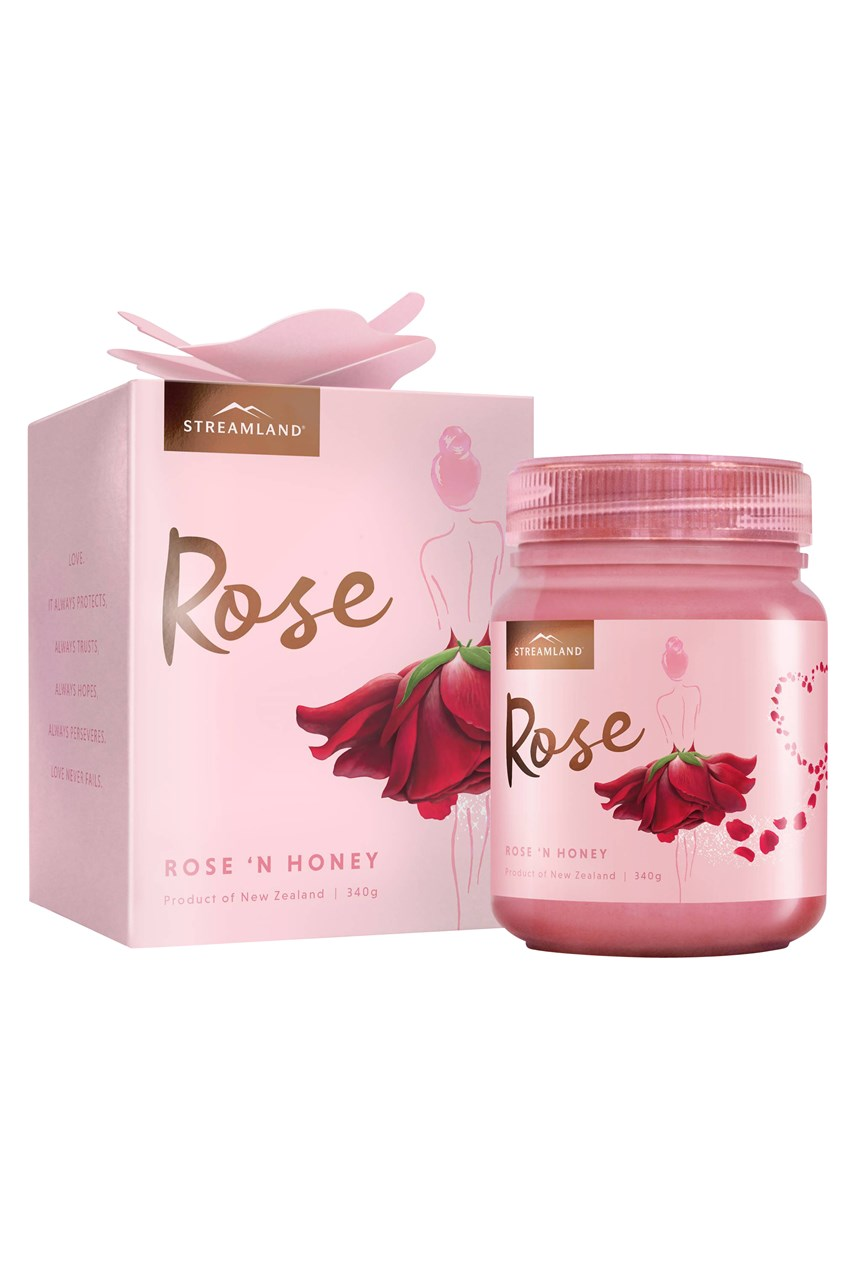 Streamland Rose 'N Honey
