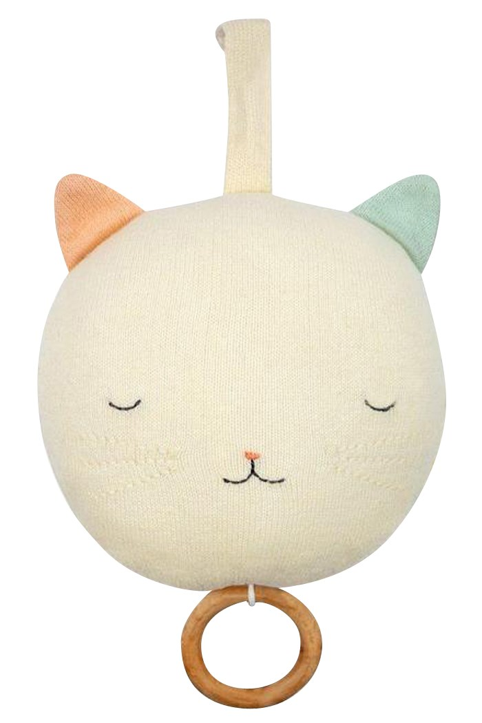 Cat Musical Baby Toy