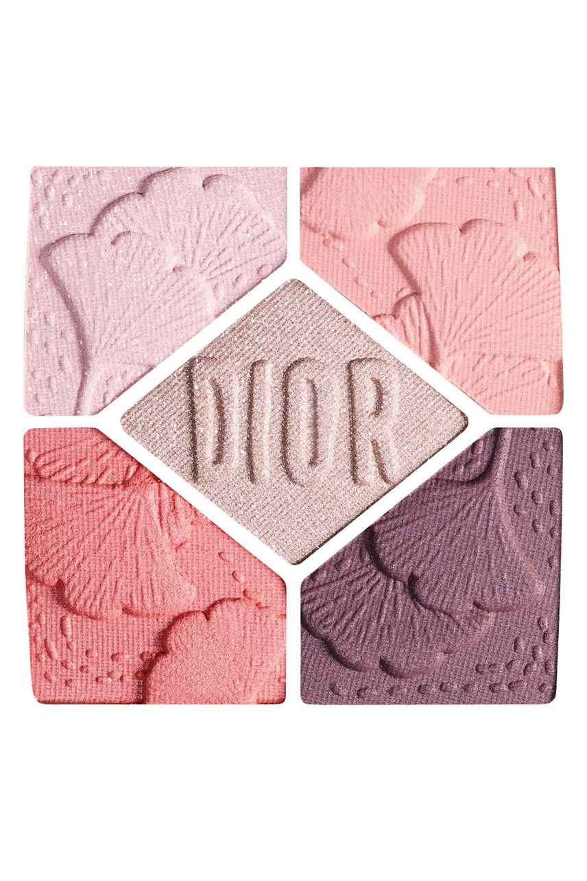 Dior | Specific Lines | 5 Couleurs - Diorsnow Garden of Light Limited Edition Eyeshadows - High fidelity colours & effects eyeshadow palette
