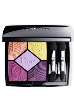 DIOR | Diorshow | 5 Couleurs Glow Vibes - Limited Edition High Fidelity Couture Colours & Effects Eyeshadow Palette - 167 pink vibration