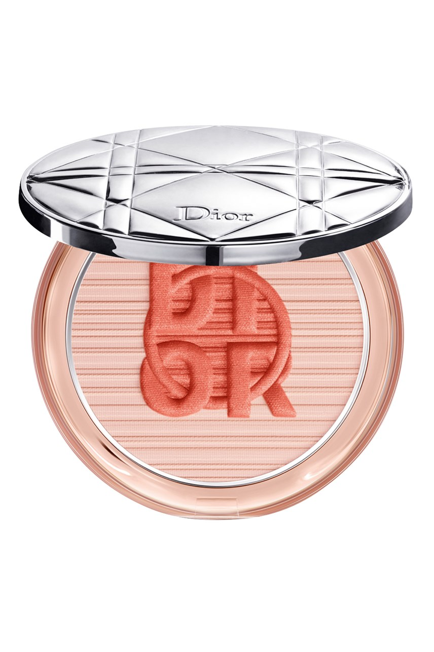 Dior | Diorskin  | Diorskin Mineral Nude Glow - Color Games limited edition Brightening & correcting powder