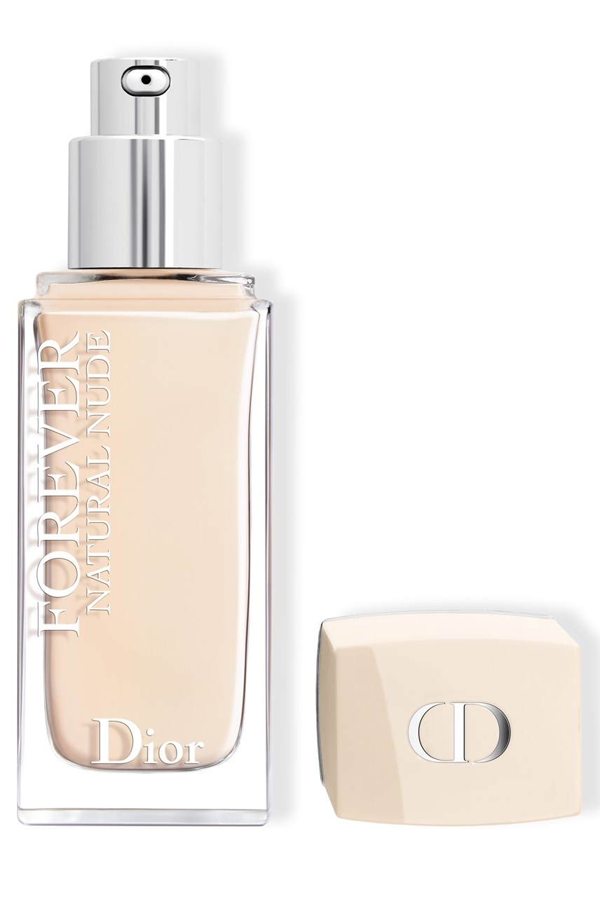 Dior | Dior Forever | Dior Forever Natural Nude Lightweight foundation - 24h* wear natural complexion - 96%** ingredients of natural origin