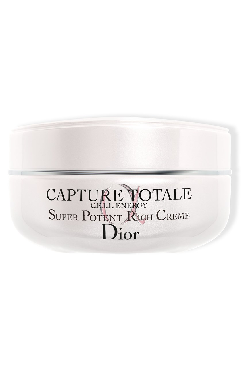 Dior | Capture | Capture Totale Super Potent Rich Cream Global Age-Defying Rich Cream - Intense Nourishment & Revitalisation