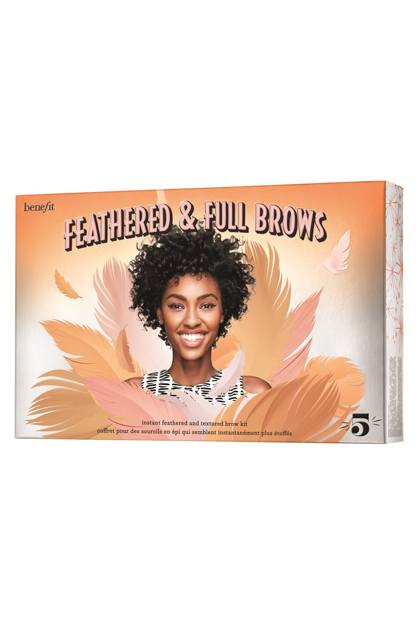 Feathered & Full Brows Kit - Shade 05