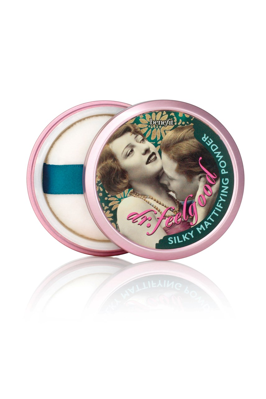 Dr. Feelgood Silky Mattifying Powder