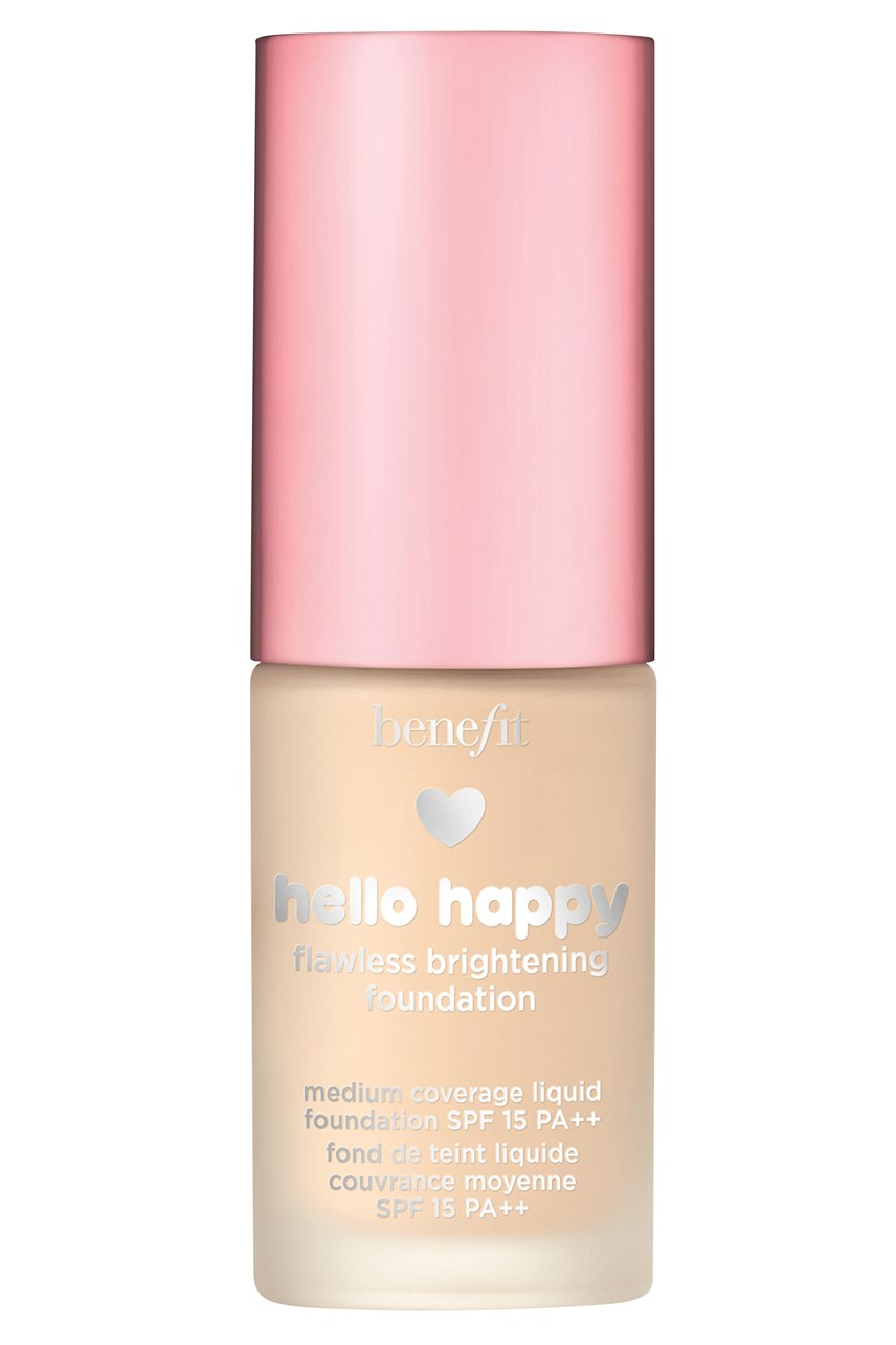 Hello Happy Flawless Brightening Liquid Foundation - Mini
