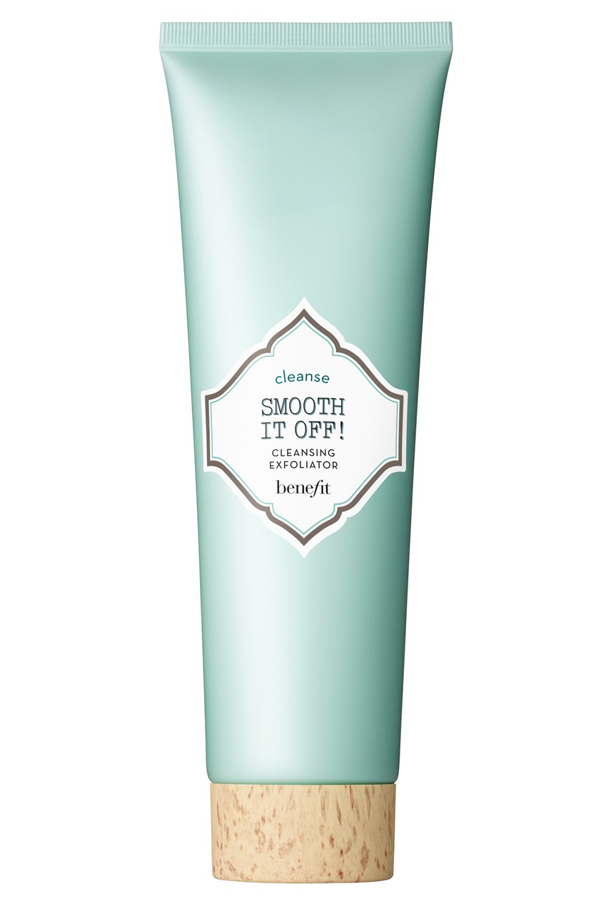 Smooth it off! Cleansing Exfoliator