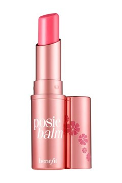 'Posiebalm' Hydrating Tinted Lip Balm - poppy pink