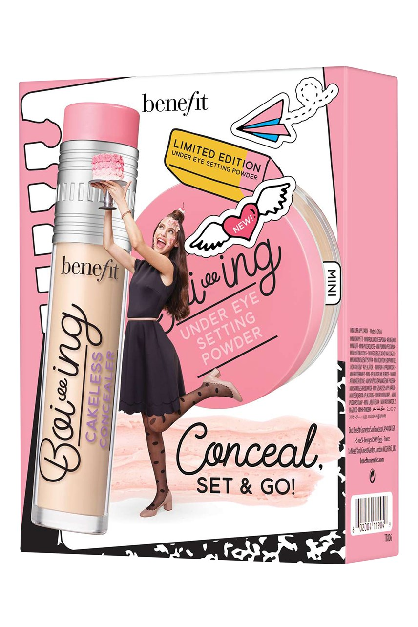 Conceal, Set & Go Kit - Shade 02