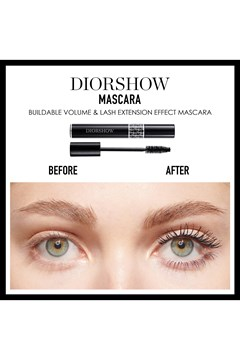 DIOR | Diorshow | Diorshow Lash extension effect volume mascara - blue