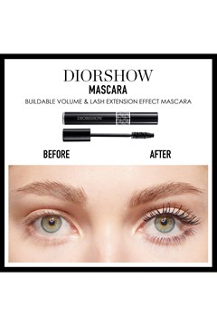 DIOR | Diorshow | Diorshow Lash extension effect volume mascara - brown