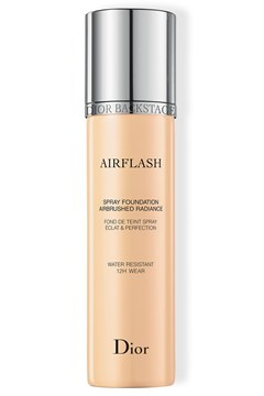 DIOR | Dior Backstage | Dior Backstage Airflash Spray foundation airbrushed radiance 100 1
