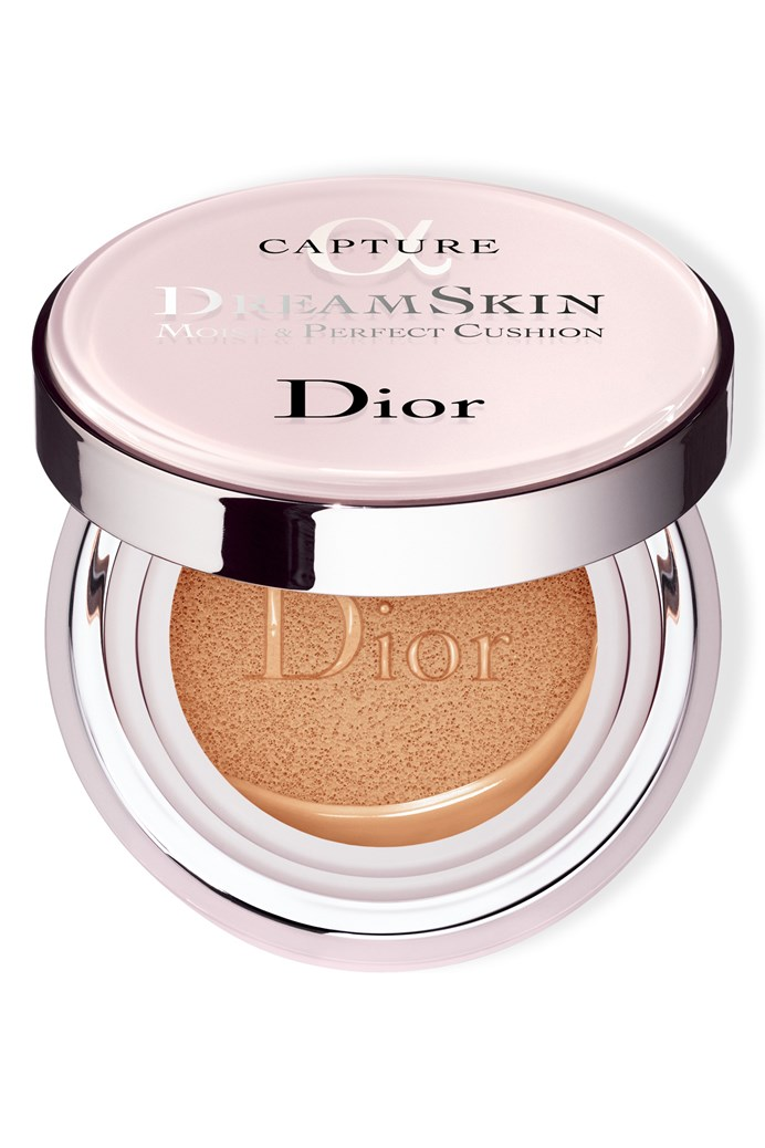 DIOR | Capture Totale | Capture Dreamskin Dreamskin moist & perfect cushion spf 50 - pa+++