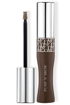 DIOR | Diorshow | Diorshow Pump 'N' Brow Instant Volumizing - Natural-looking - Squeezable Brow Mascara - Fortifying Effect - 002 dark brown