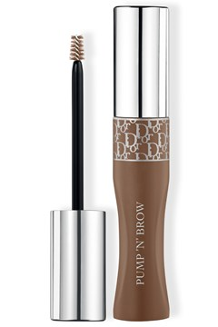 DIOR | Diorshow | Diorshow Pump 'N' Brow Instant Volumizing - Natural-looking - Squeezable Brow Mascara - Fortifying Effect - 021 chesnut