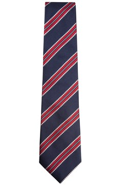 Red Stripe Tie 005 1