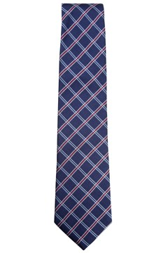 Red Check Tie 003 1