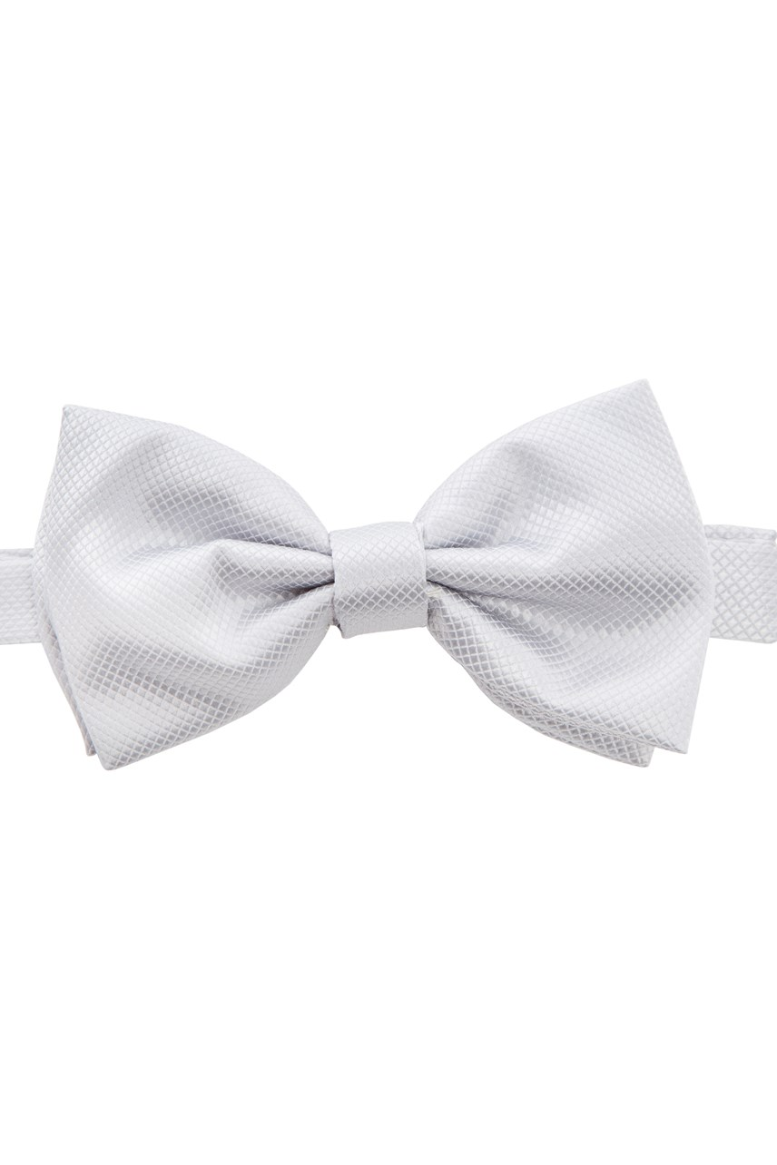 Classic Jacquard Boxed Bow Tie