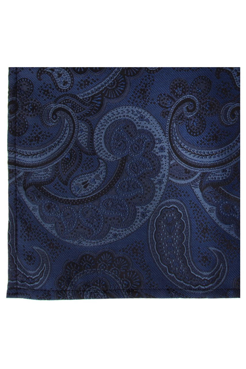 Luxe Paisley Pocket Squares