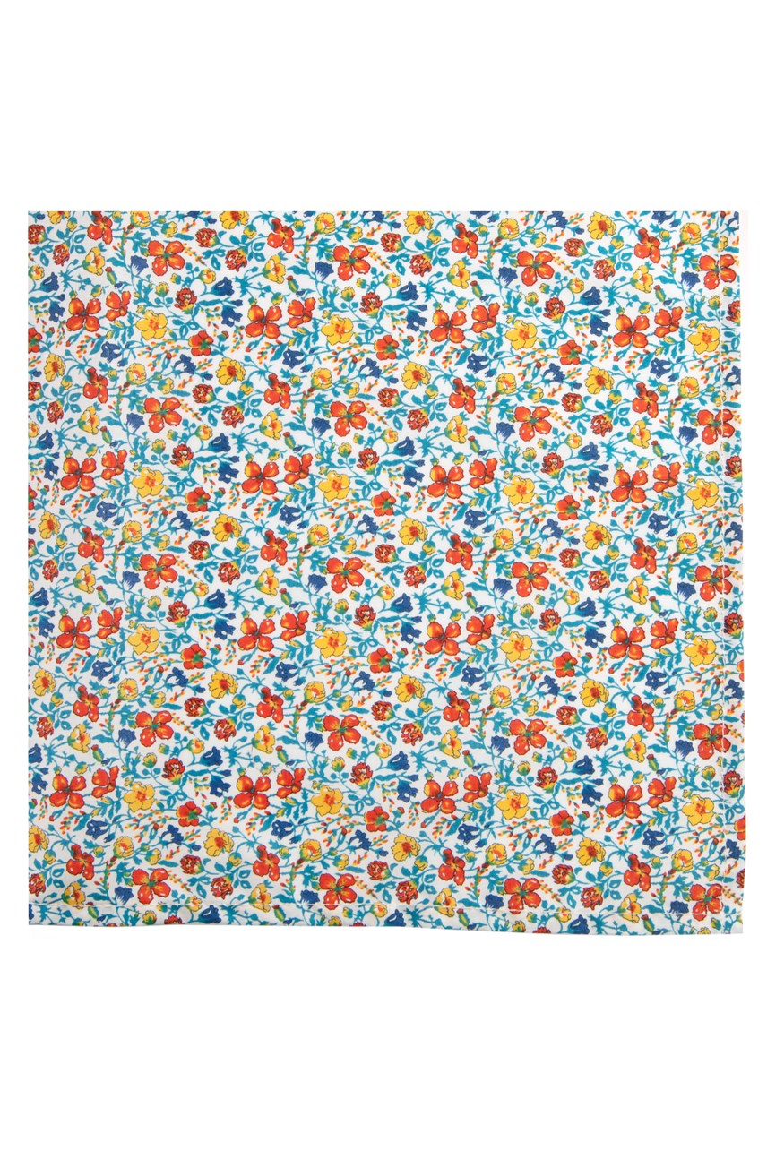 Helena S Meadow Pocket Square