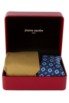Tie And Pocket Square Box Set 600 GOLD 1