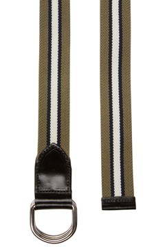 Stretch D-Ring Belt 320 KHAKI 1