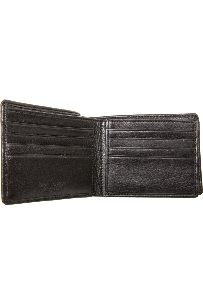 Contatto Wallet Black