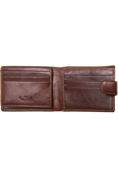 Italico Wallet Brown - brown