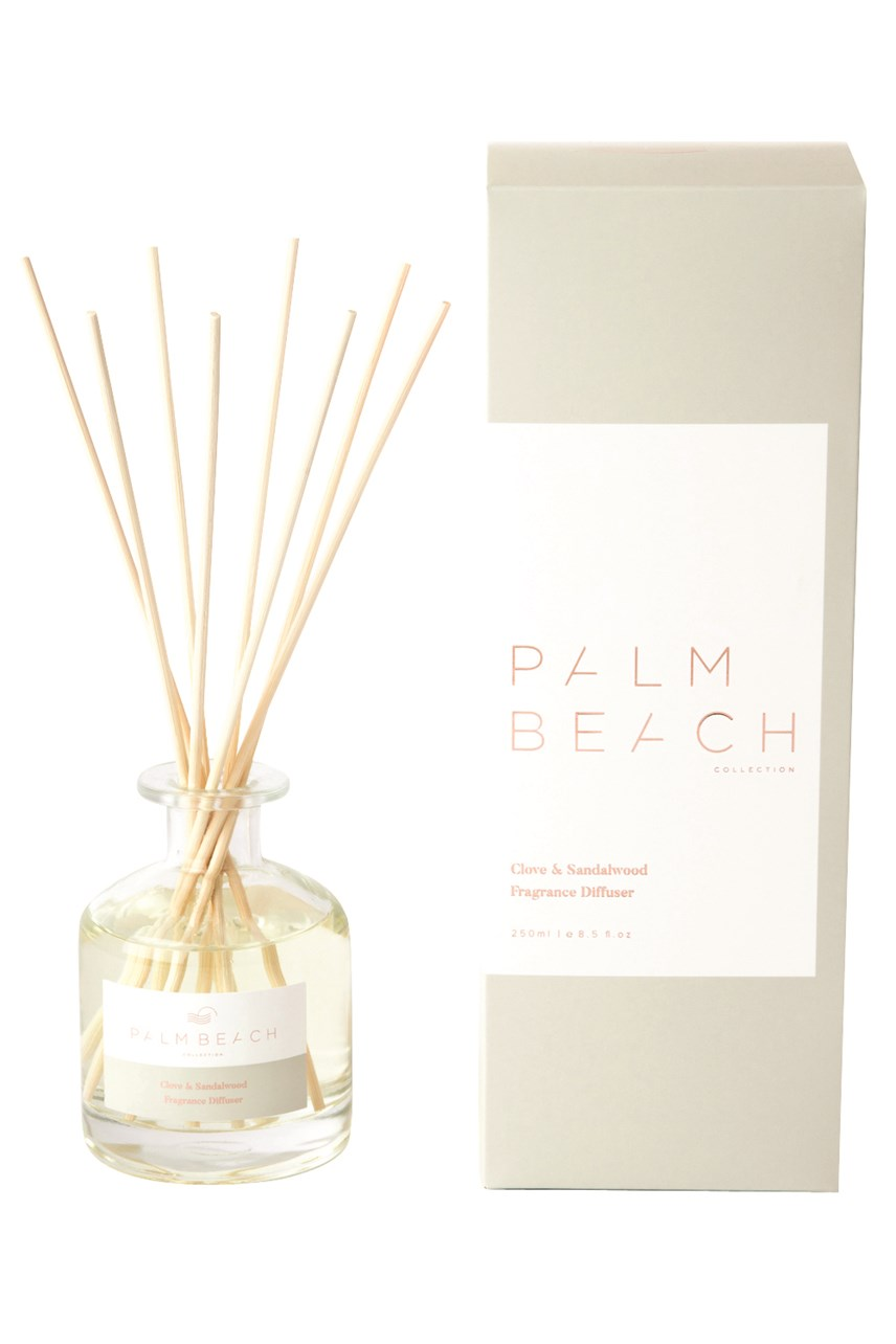 Clove & Sandalwood Reed Diffuser