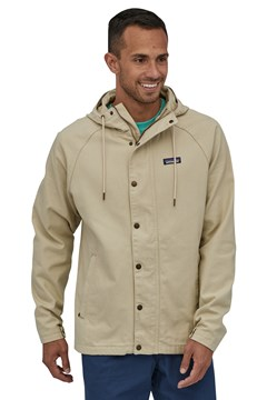 Organic Cotton Canvas Jacket PLCN PELICAN 1