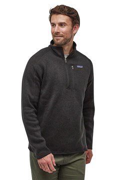 Better Sweater® 1/4-Zip Fleece BLK BLACK 1