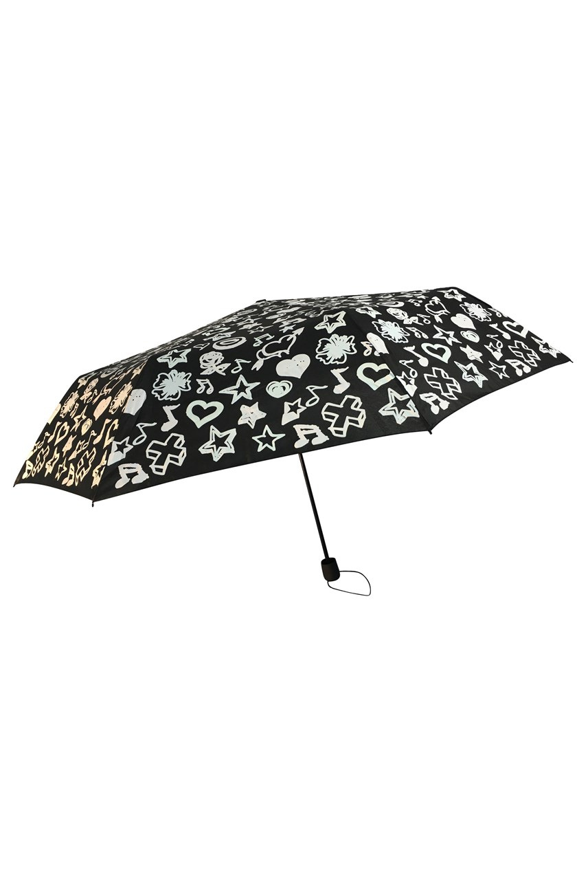 Umbrella with print