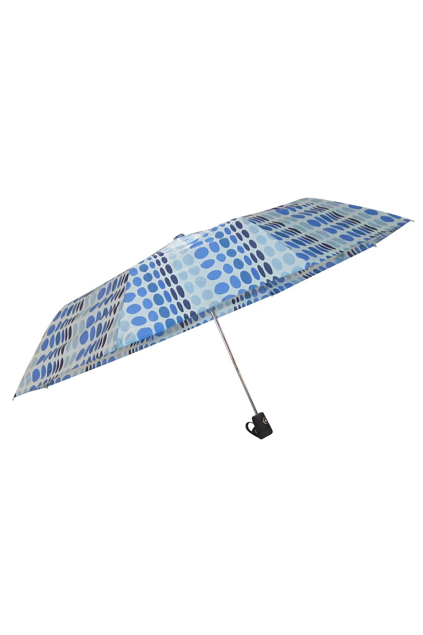 Patterned Folding Umbrella