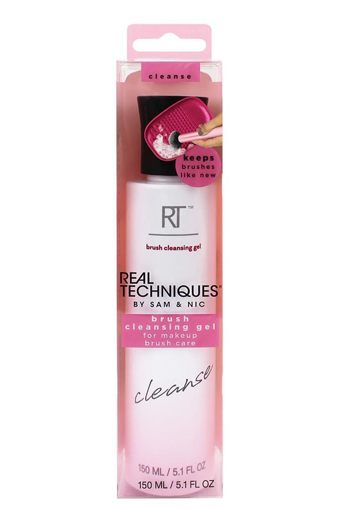 Gel Brush Cleanser