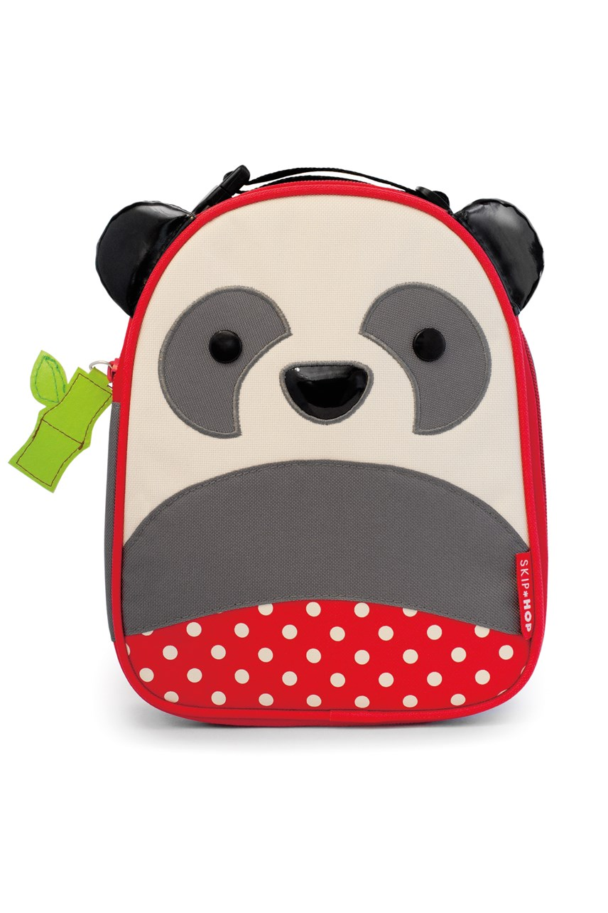 Zoo Lunchie Panda Insulated Lunch Bag